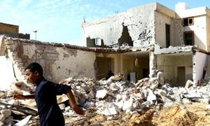 Λιβύη: Τρία παιδιά νεκρά σε αεροπορική επιδρομή κοντά στην Τρίπολη