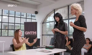 GNTM: Ακούστηκε και αυτό: «Θα έδινα τη... σπλήνα μου για να μη μου κάνουν αυτό το λουκ» (video)