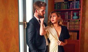 Μάντεψε ποια ήταν η σχέση της μαμάς του Liam Hemsworth με τη Miley Cyrus