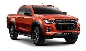 Isuzu: Το καινούργιο D-Max έχει πιο εντυπωσιακή εμφάνιση και κινητήρα diesel 1.900 κυβικών