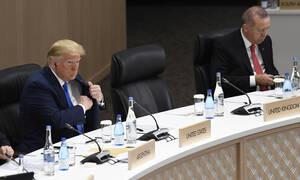 Τραμπ σε Ερντογάν: Τερμάτισε τώρα την εισβολή στη Συρία - Κυρώσεις στην Τουρκία επέβαλαν οι ΗΠΑ
