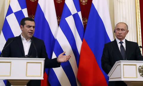 Αποκάλυψη - «βόμβα»: Ο Τσίπρας είχε ζητήσει από τον Πούτιν να τυπώσει δραχμές το 2015!