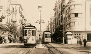 Αυτή είναι η ιστορία του τραμ της Αθήνας (pics)