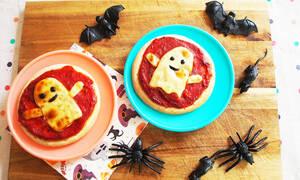 «Τρομακτικά» πιτσάκια έτοιμα σε 10 λεπτά (pics)