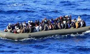 Ежедневно на греческие острова прибывают сотни беженцев