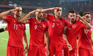 H κίνηση των Τούρκων αθλητών που προκαλεί ανατριχίλα (vids)