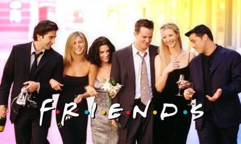 Friends: Είναι επίσημο! Τα «Φιλαράκια» ενώθηκαν και πάλι και υπάρχει ντοκουμέντο (pics)