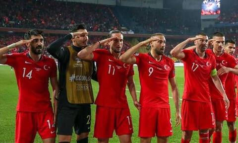 Ο στρατιωτικός χαιρετισμός του Γκριεζμάν έγινε... απάντηση για την Τουρκία!