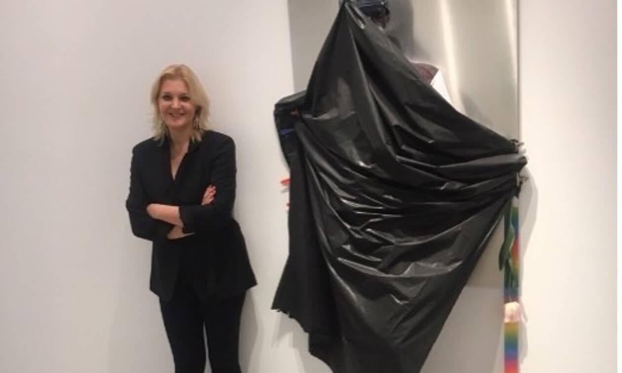 Η Μαίρη Κατράντζου αποχαιρετά τη «δική της» Σοφία Κοκοσαλάκη