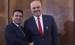 ΕΕ:«Μπλόκο» στις ενταξιακές διαπραγματεύσεις Αλβανίας και Σκοπίων