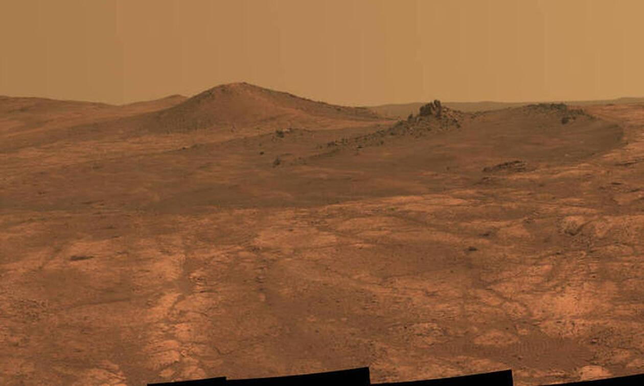 Αποκάλυψη - «βόμβα» από πρώην επιστήμονα της NASA: Υπάρχει ζωή στον Άρη