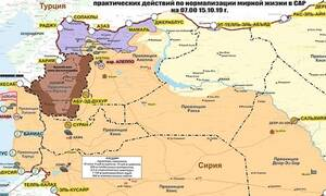 Ρωσία: Δεν θα επιτρέψουμε σύγκρουση Τουρκίας και Συρίας - Ποιες περιοχές ελέγχει ο Άσαντ