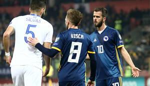 Ελλάδα-Βοσνία LIVE: Λεπτό προς λεπτό ο αγώνας στο ΟΑΚΑ
