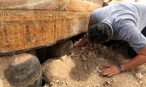 Απίστευτη αρχαιολογική ανακάλυψη στην Αίγυπτο: Δείτε τι βρήκαν επιστήμονες (pics)