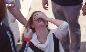 GNTM: Κατέρρευσε αμέσως μετά τη φωτογράφισή της! Δεν μπορούσαν να τη συνεφέρουν (video)
