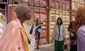 GNTM: Ο καβγάς της Σουζάνας με την Κέισι και τα... γαλλικά! (video)