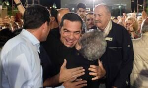 Τσίπρας από Πάτρα: Σας καλώ να πάρετε τον ΣΥΡΙΖΑ στα χέρια σας