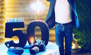 Είχε τα 50α του γενέθλια και η γυναίκα του οργάνωσε μυστικά πάρτι-έκπληξη χωρίς να το πάρει είδηση