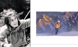 Wanda Rutkiewicz: Η Google τιμάει την πρώτη γυναίκα που κατέκτησε την κορυφή K2