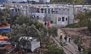 Σάμος: 12 συλλήψεις αλλοδαπών για τα επεισόδια και τον εμπρησμό στο ΚΥΤ