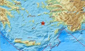 Σεισμός ΤΩΡΑ μεταξύ Κω και Αμοργού (pics)