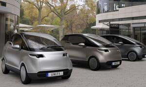 Τι κοινό έχει το μίνι ηλεκτρικό Uniti One με το υπερ-αυτοκίνητο McLaren F1;