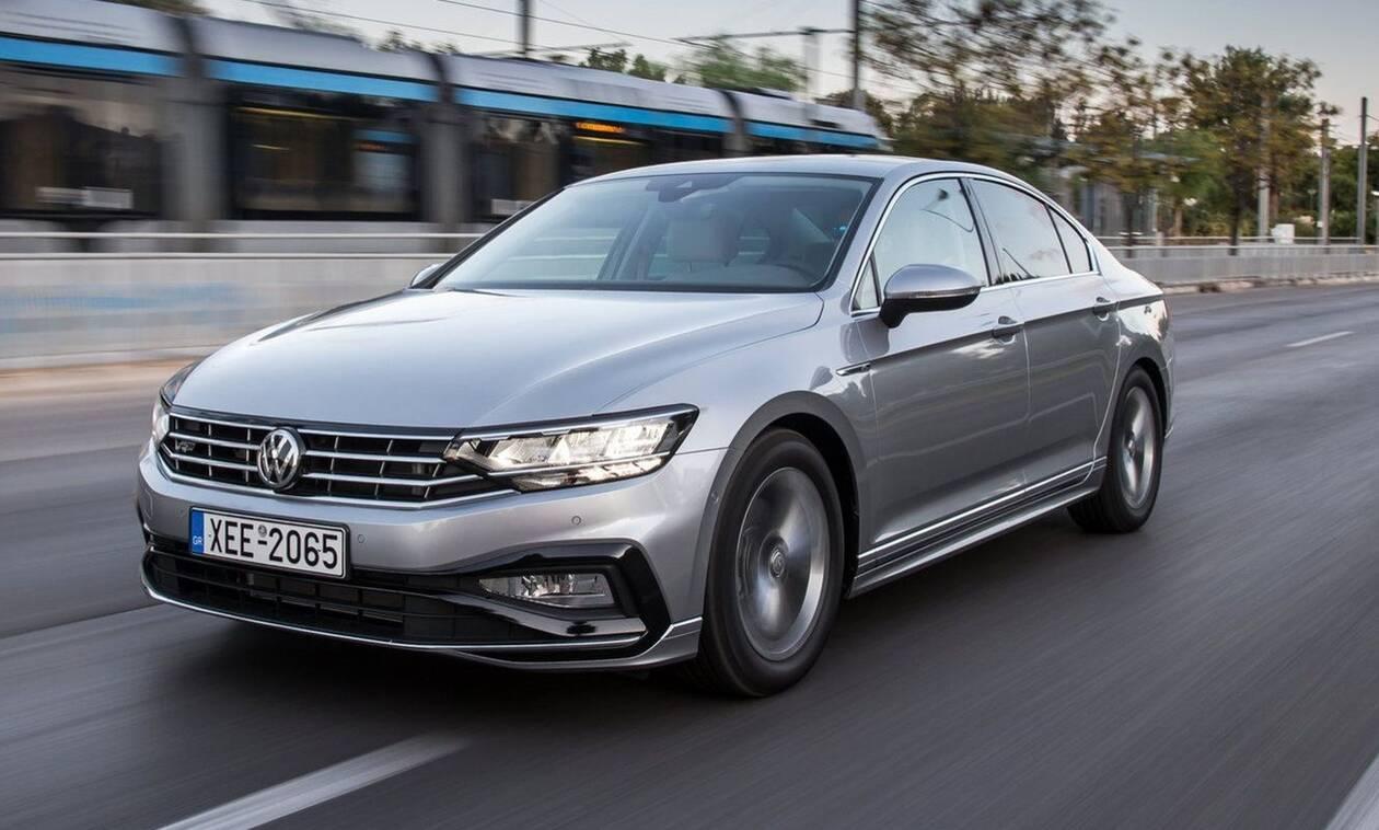 Γιατί η VW αναβάθμισε τα ηλεκτρονικά του ανανεωμένου VW Passat;