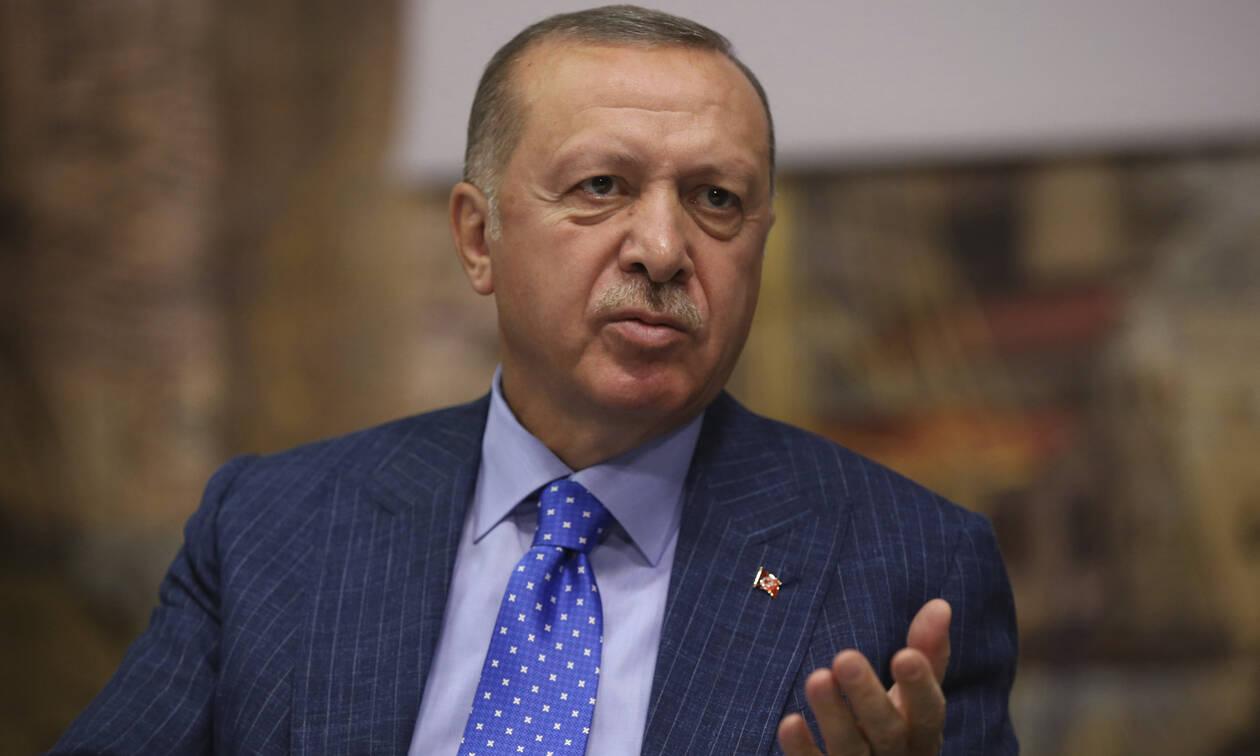 Συρία - Παραλήρημα Ερντογάν: Καμία εκεχειρία αν δεν πετύχει η Τουρκία τους στόχους της