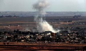 Συρία: Ανταπροκριτής δείχνει ότι είναι στην εμπόλεμη ζώνη αλλά «καρφώνεται» από συνάδελφό του (vid)