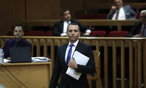 Δίκη Χρυσής Αυγής: Ξεκινάει η απολογία του Ηλία Κασιδιάρη