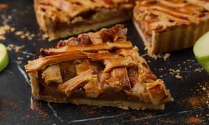 Η γλυκιά συνταγή της ημέρας: Μηλόπιτα