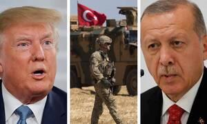 Άρχισε ο πόλεμος στον Ερντογάν: Οι ΗΠΑ ψάχνουν τουρκική τράπεζα που ξεπλένει χρήμα του Ιράν
