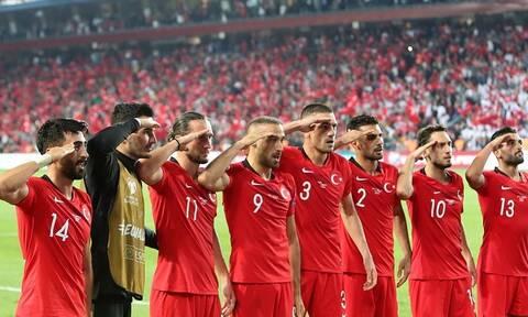 Στη φαρέτρα του Ερντογάν όλος ο αθλητισμός της Τουρκίας (video)