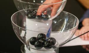 Κύπελλο Ελλάδας: Η κλήρωση της 5ης φάσης