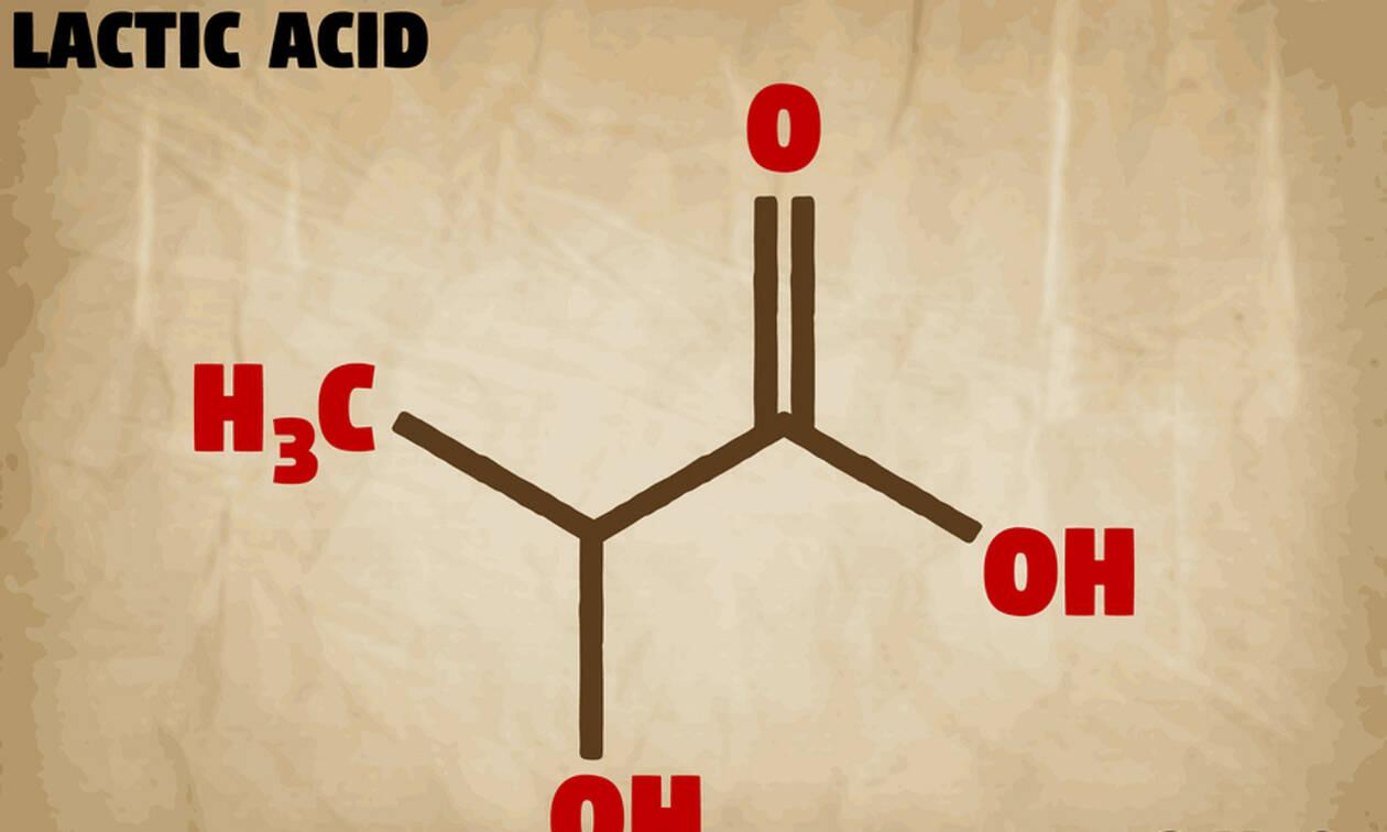 Γαλακτικό οξύ: Τι είναι & πώς θα περιορίσετε τις υψηλές συγκεντρώσεις στο σώμα (εικόνες)