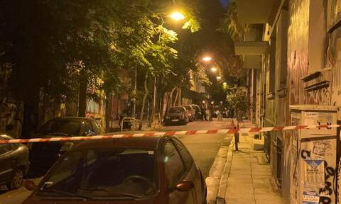 Greek police raid building in Exarchia