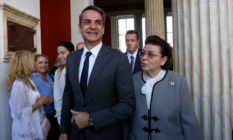 Mitsotakis sends message of unity on 2,500-year anniversary of Thermopylae, Battle of Salamis