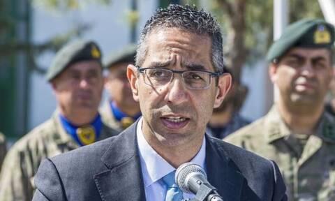 Υπουργός Άμυνας Κύπρου στο Νewsbomb: Θα συνεργαστούμε και με άλλες δυνάμεις στην ΑΟΖ