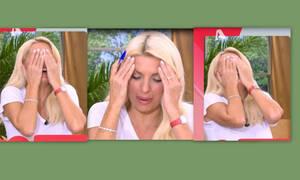 Ελένη: «Τα έχασε» η Μενεγάκη με την ατάκα που ακούστηκε on air! Απίστευτο στιγμιότυπο!