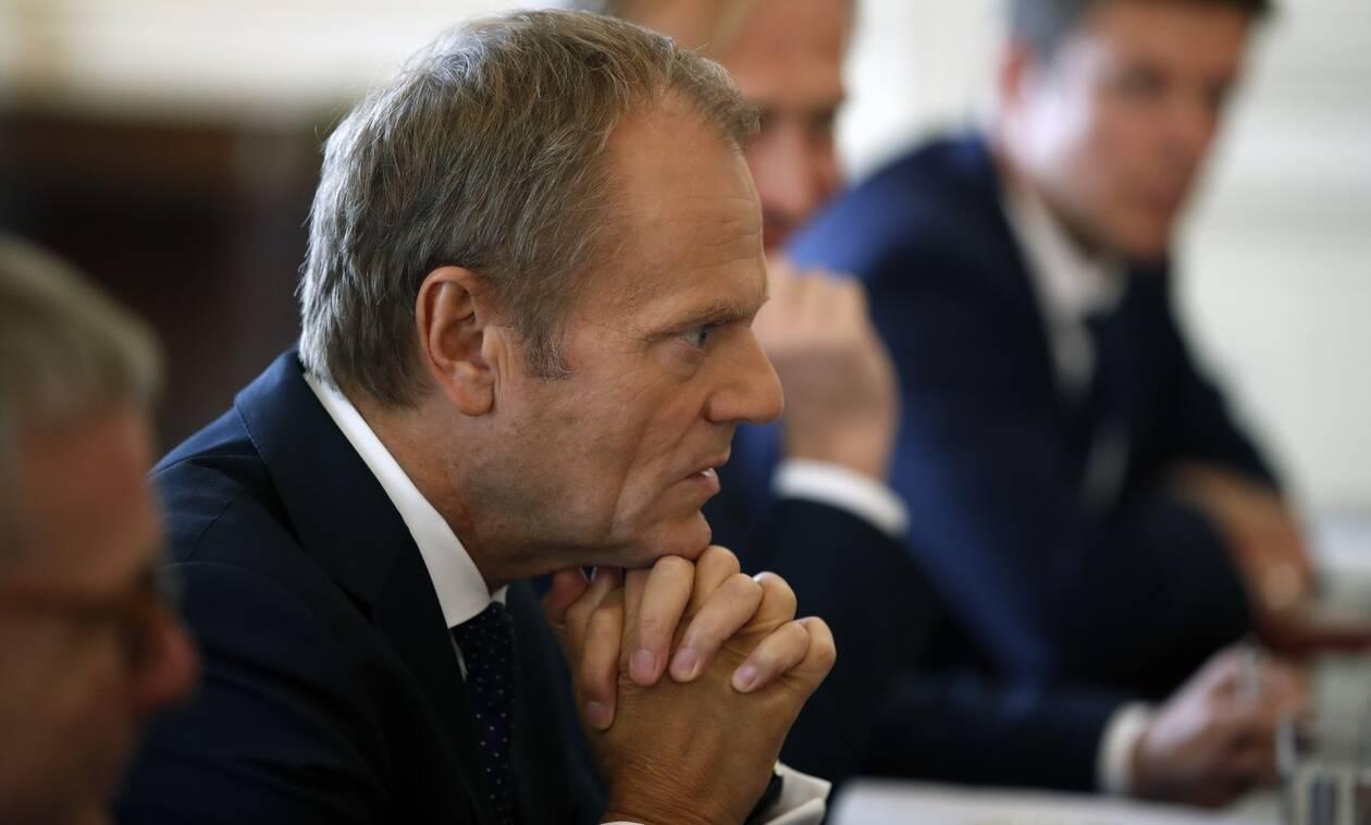 Ραγδαίες εξελίξεις - Τουσκ: Τις επόμενες ώρες θα ξέρουμε αν θα έχουμε Brexit με συμφωνία