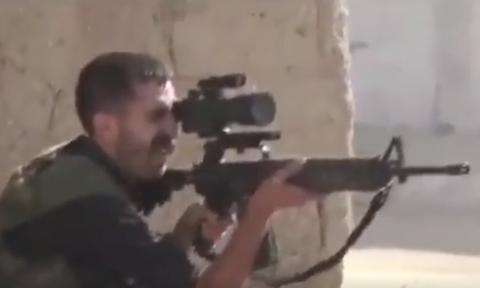 Συρία: Το βίντεο – ντοκουμέντο από το πεδίο της μάχης που συγκλονίζει