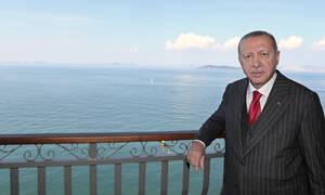 Τον χαβά του: Ο σφαγέας Ερντογάν θα απαντήσει με αντίποινα στις αυστηρές κυρώσεις του Τραμπ