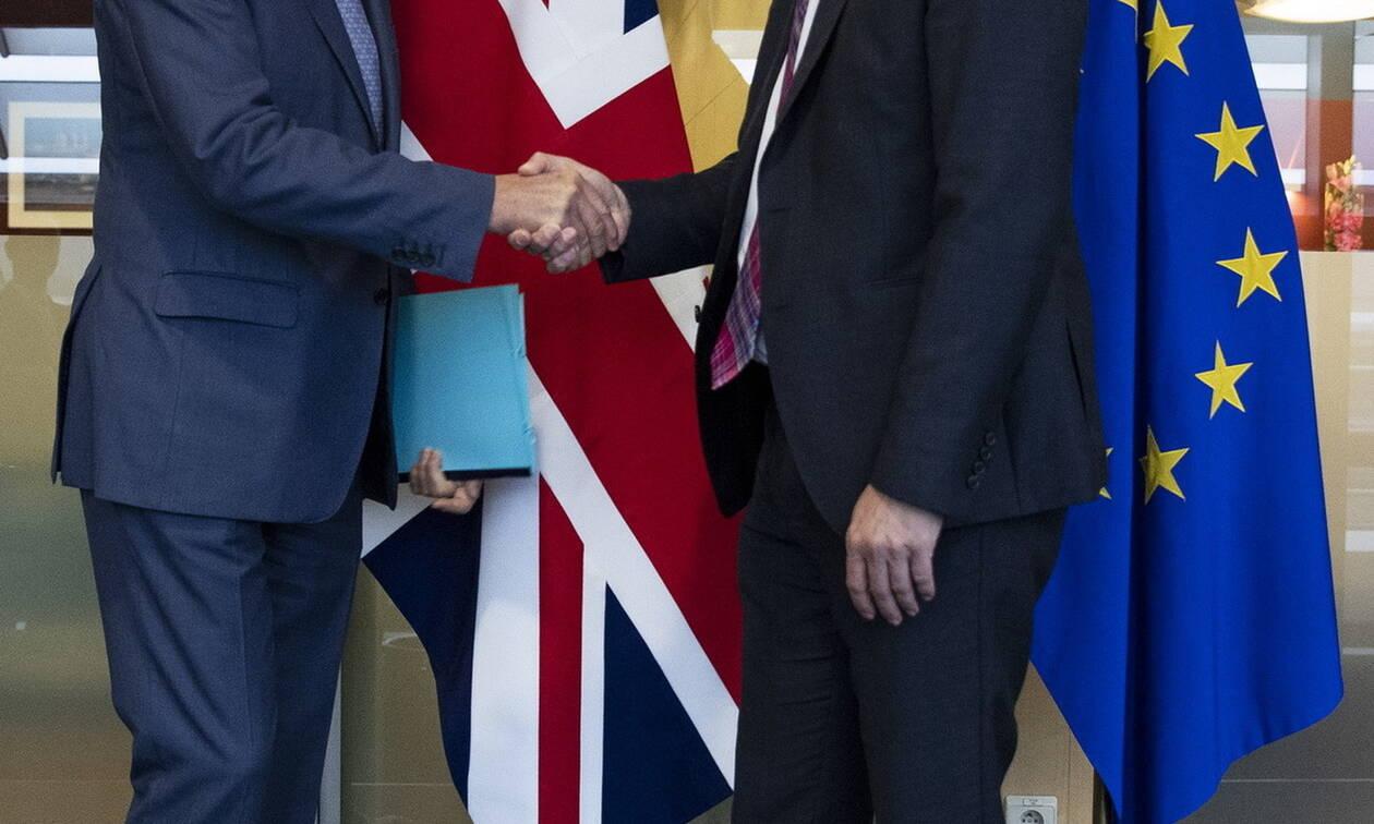 Brexit: Σχεδόν έτοιμη η συμφωνία - «Αγκάθι» ο ΦΠΑ