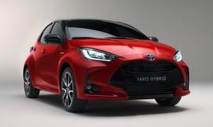 Νέο Toyota Yaris: Aυτό είναι και επίσημα
