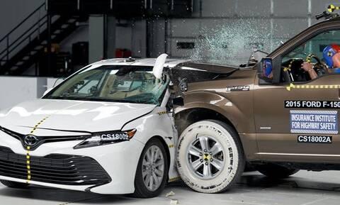 Αν δεν έχετε SUV και τρακάρετε με… SUV είσαστε άτυχοι