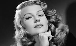 Ρίτα Χέιγουορθ: Το πιο λαμπρό αστέρι του Χόλιγουντ