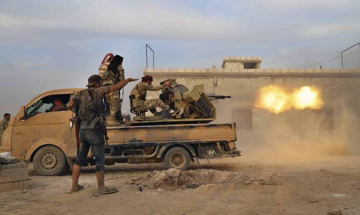 Τουρκία Vs Συρία: Οι στρατιωτικές δυνάμεις σε αριθμούς