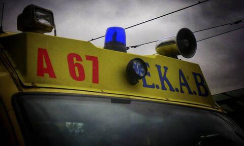 Φλώρινα: Τρένο παρέσυρε αυτοκίνητο -Ένας τραυματίας