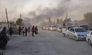 Κραυγή απόγνωσης από τους Κούρδους: Η Τουρκία μας βομβαρδίζει με ναπάλμ