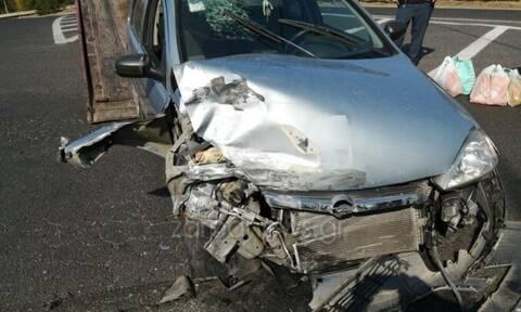 Χανιά: Σοβαρό τροχαίο με τραυματισμό